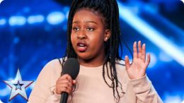Sarah Ikumu | Auditions Week 1 | Britain's Got Talent 2017
